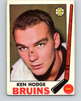 1969-70 O-Pee-Chee #27 Ken Hodge  Boston Bruins  V1251