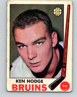 1969-70 O-Pee-Chee #27 Ken Hodge  Boston Bruins  V1253