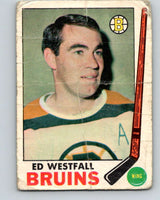 1969-70 O-Pee-Chee #29 Ed Westfall  Boston Bruins  V1258