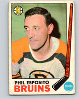 1969-70 O-Pee-Chee #30 Phil Esposito  Boston Bruins  V1259