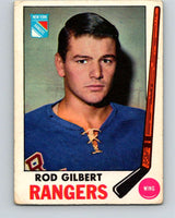 1969-70 O-Pee-Chee #37 Rod Gilbert  New York Rangers  V1271