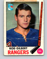 1969-70 O-Pee-Chee #37 Rod Gilbert  New York Rangers  V1272