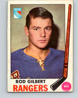 1969-70 O-Pee-Chee #37 Rod Gilbert  New York Rangers  V1273
