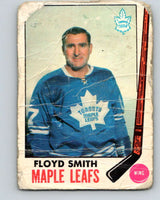 1969-70 O-Pee-Chee #49 Floyd Smith  Toronto Maple Leafs  V1303
