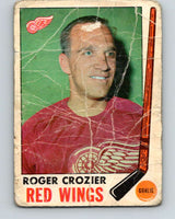 1969-70 O-Pee-Chee #55 Roger Crozier  Detroit Red Wings  V1320
