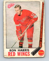 1969-70 O-Pee-Chee #64 Ron Harris  Detroit Red Wings  V1334