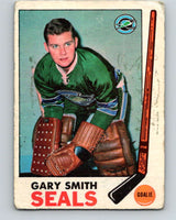 1969-70 O-Pee-Chee #78 Gary Smith  Oakland Seals  V1367