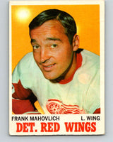 1970-71 O-Pee-Chee #22 Frank Mahovlich  Detroit Red Wings  V2470