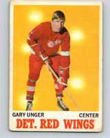 1970-71 O-Pee-Chee #26 Garry Unger  Detroit Red Wings  V2479
