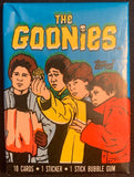 1985 Topps The Goonies Sealed Wax Hobby Trading Pack PK-25