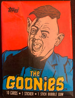 1985 Topps The Goonies Sealed Wax Hobby Trading Pack PK-26