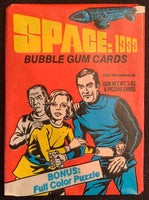 1976 Donruss Space 1999 TV Show Sealed Wax Hobby Trading Pack PK-67