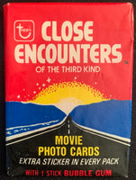 1978 Topps Close Encounters Third World Sealed Wax Hobby Trading Pack PK-71