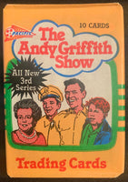 1991 Andy Griffith Show Series 3 Sealed Wax Hobby Trading Pack PK-85