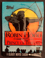 1991 Topps Robin Hood Prince of Thieves Sealed Wax Hobby Trading Pack PK-110