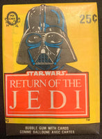 1983 OPC Star Wars Return of Jedi Sealed Wax Hobby Trading Pack PK-139