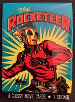 1991 Topps The Rocketeer Series 2 Sealed Wax Hobby Trading Pack PK-159