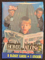 1992 Topps Home Alone 2 Sealed Wax Hobby Trading Pack PK-168