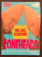 1993 Topps Coneheads Movie Sealed Wax Hobby Trading Pack PK-169