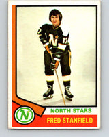 1974-75 O-Pee-Chee #31 Fred Stanfield  Minnesota North Stars  V4284
