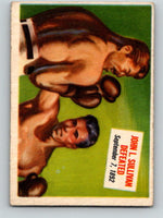 1954 Topps Scoops #71 John L. Sullivan Defeated Vintage Boxing V5173