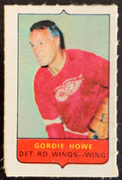 V7493--1969-70 O-Pee-Chee Four-in-One Mini Card Gordie Howe