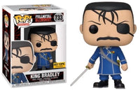 Funko Pop - 733 Animation Full Metal Alchemist - King Bradley Figure *EXCLUSIVE