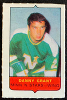 V7507--1969-70 O-Pee-Chee Four-in-One Mini Card Danny Grant