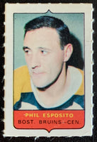 V7508--1969-70 O-Pee-Chee Four-in-One Mini Card Phil Esposito