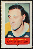 V7510--1969-70 O-Pee-Chee Four-in-One Mini Card Phil Esposito