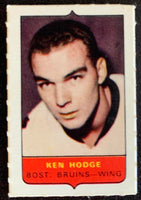 V7513--1969-70 O-Pee-Chee Four-in-One Mini Card Ken Hodge
