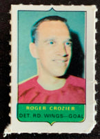 V7526--1969-70 O-Pee-Chee Four-in-One Mini Card Roger Crozier