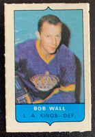 V7545--1969-70 O-Pee-Chee Four-in-One Mini Card Bob Wall