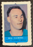 V7550--1969-70 O-Pee-Chee Four-in-One Mini Card Reg. Fleming