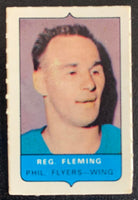 V7551--1969-70 O-Pee-Chee Four-in-One Mini Card Reg. Fleming