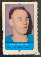 V7552--1969-70 O-Pee-Chee Four-in-One Mini Card Reg. Fleming