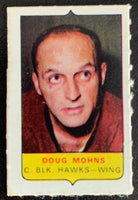 V7577--1969-70 O-Pee-Chee Four-in-One Mini Card Doug Mohns