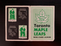 V7626--1969-70 O-Pee-Chee Four-in-One Card Album Toronto Maple Leafs