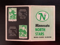 V7630--1969-70 O-Pee-Chee Four-in-One Card Album Minnesota North Stars