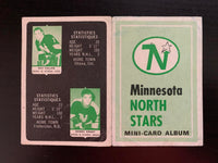 V7631--1969-70 O-Pee-Chee Four-in-One Card Album Minnesota North Stars