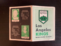 V7600--1969-70 O-Pee-Chee Four-in-One Card Album Los Angeles Kings