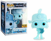 Funko Pop - 580 Haunted Mansion - Merry Minstrel Vinyl Figure *EXCLUSIVE