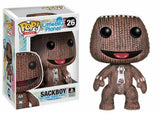 Funko Pop - 26 Games Playstation Little Big Planet  - Sackboy Vinyl Figure *VAULTED