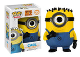 Funko Pop - 35 Movies Despicable Me2  - Carl Vinyl Figure *VAULTED