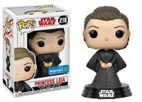 Funko Pop - 218 Star Wars - Princess Leia Vinyl Figure *EXCLUSIVE