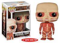 Funko Pop - 23 Attack on Titan - Colossal Titan 6