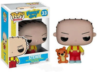 Funko Pop - 33 Animation Family Guy - Stewie Griffin Vinyl Figure *VAULTED