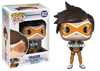 Funko Pop - 92 Games Overwatch - Tracer Vinyl Figure