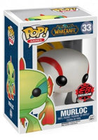 Funko Pop - 33 Games Warcraft - Murloc Figure *EXCLUSIVE-VAULTED