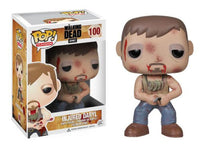Funko Pop - 100 Television AMC The Walking Dead - Injured Daryl *VAULTED